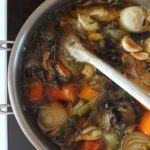 Nourishing Bone Broth Recipe from Scratch