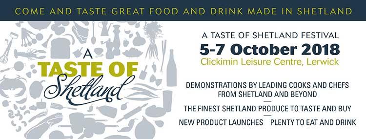 Shetland Food Fair 2018