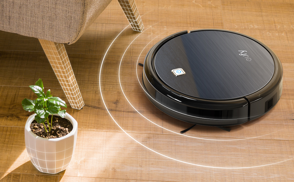 Eufy RoboVac 11 - Amazon's best selling robotic vacuum.