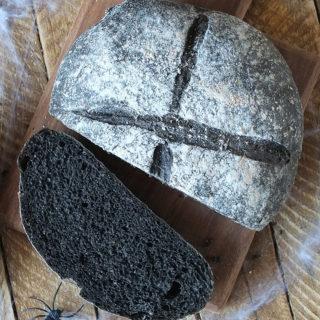 Rye & Caraway Black Bread