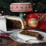 Pressure Cooker Christmas Cake