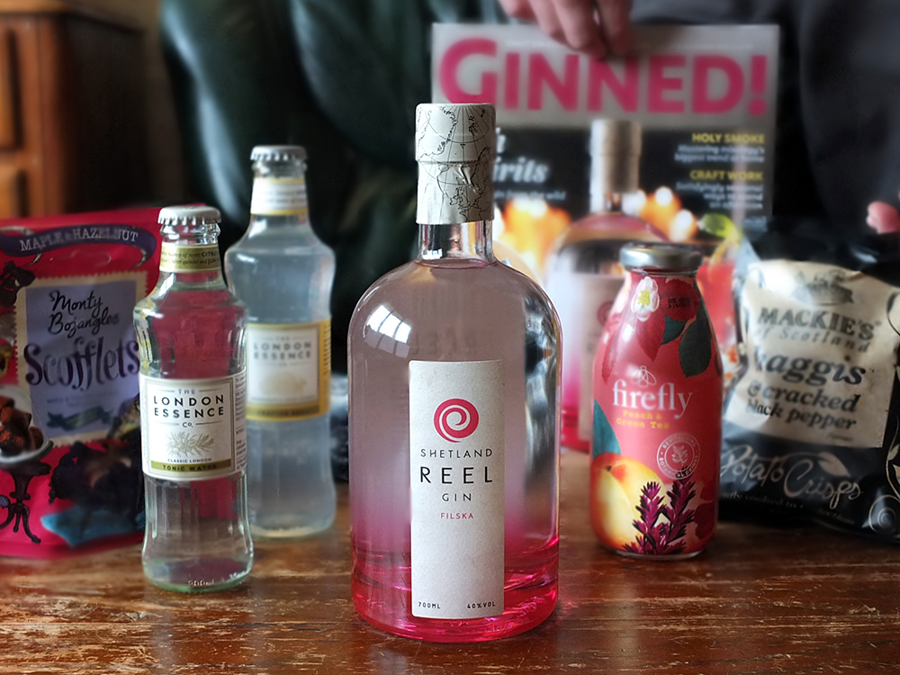 Craft Gin Club - Shetland Reel Filska Gin Exclusive Launch