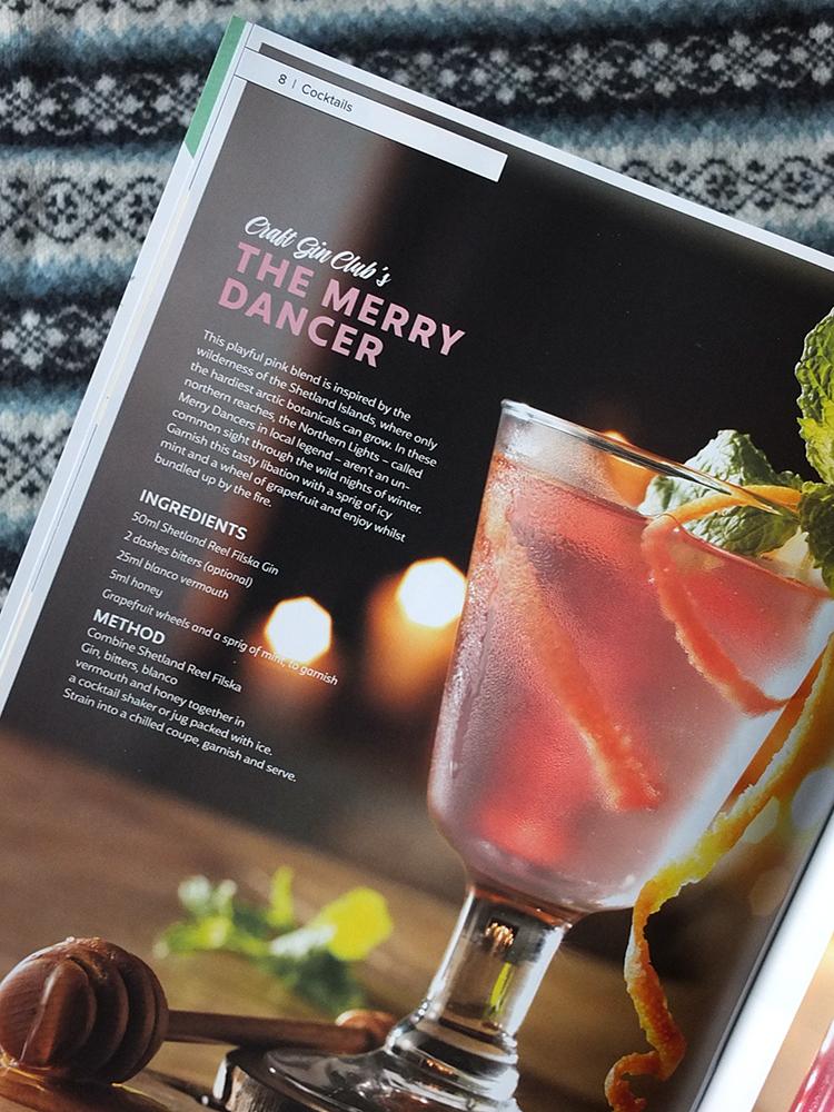 Craft Gin Club The Merry Dancer Recipe