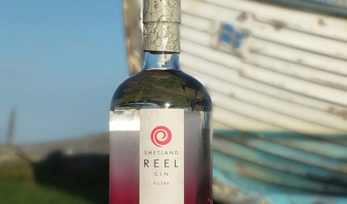 Shetland Reel Filska Gin – Exclusive Launch through the Craft Gin Club!