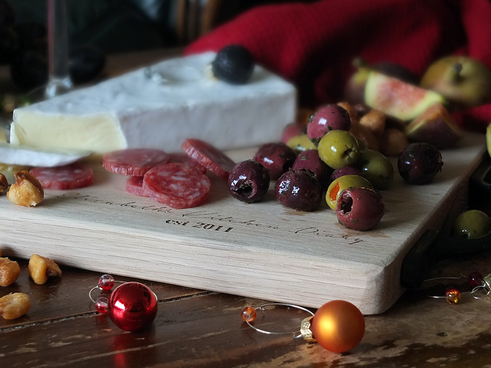 Amazon Homemade cheeseboard