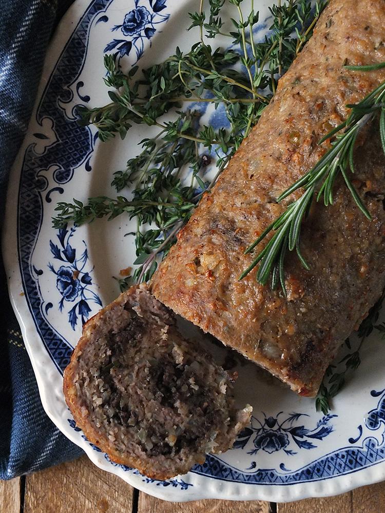 Lamb Meatloaf Recipe
