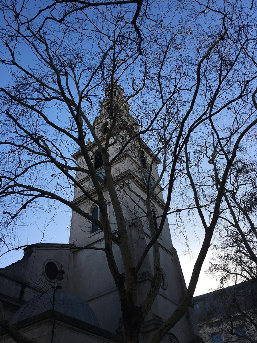 Saint Clements Church London