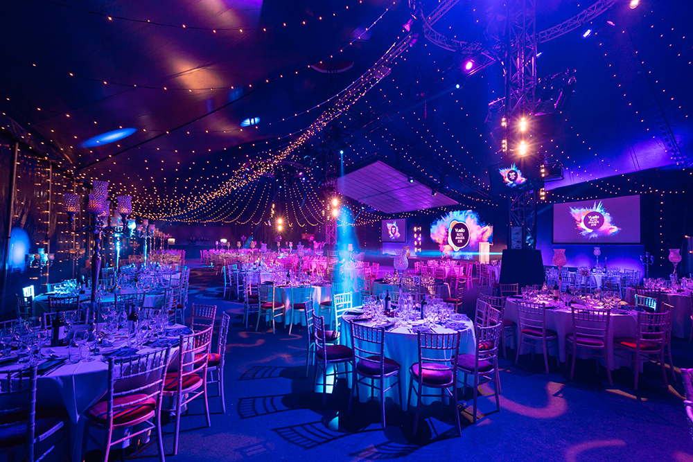 Vuelio Blog Awards Bloomsbury Big Top