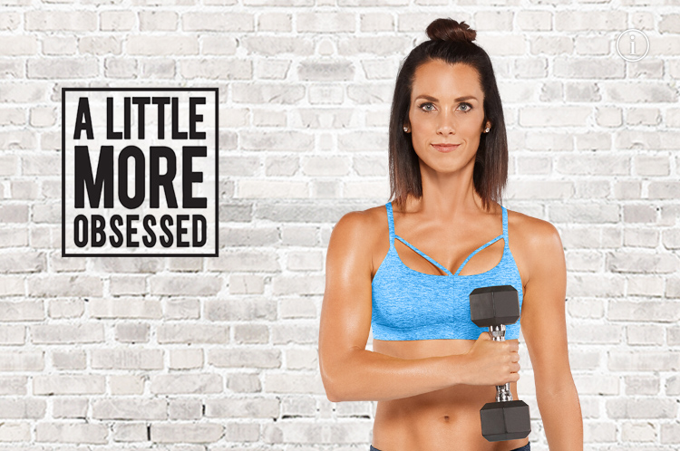 A Little More Obsessed Day 1 Total Body Core Workout Plan
