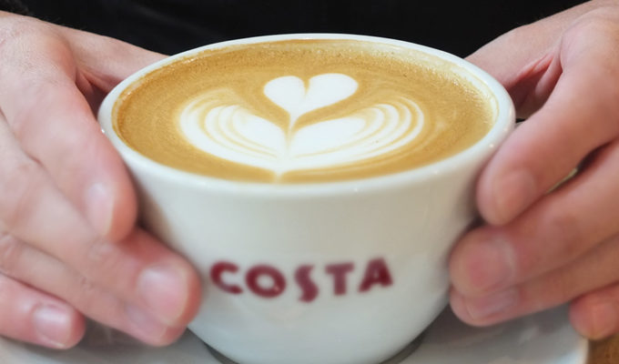 Skip the Lactose, not the Latte, with Costa & Arla Lactofree #ad