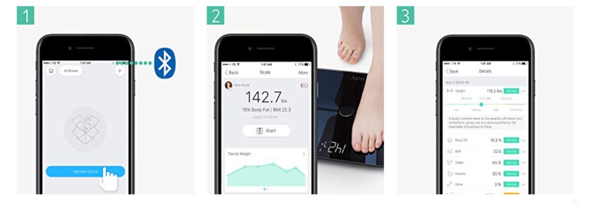 Eufy BodySense Smart Scale