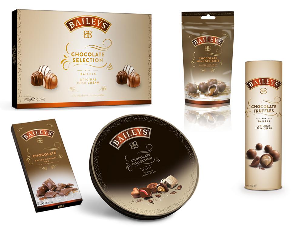 Baileys Chocolate Giveaway