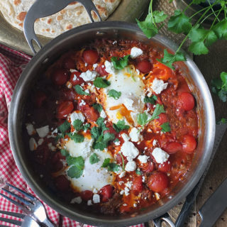 Lamb Shakshuka for Two