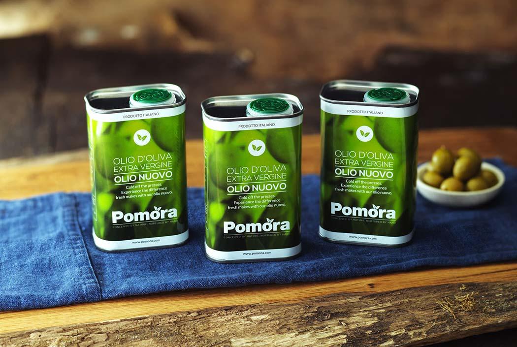 Pomora New Olive Oil