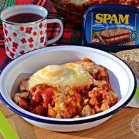 Chilli SPAM & Eggs