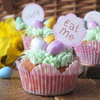 Easy Easter Egg Hunt Cupcake Recipe