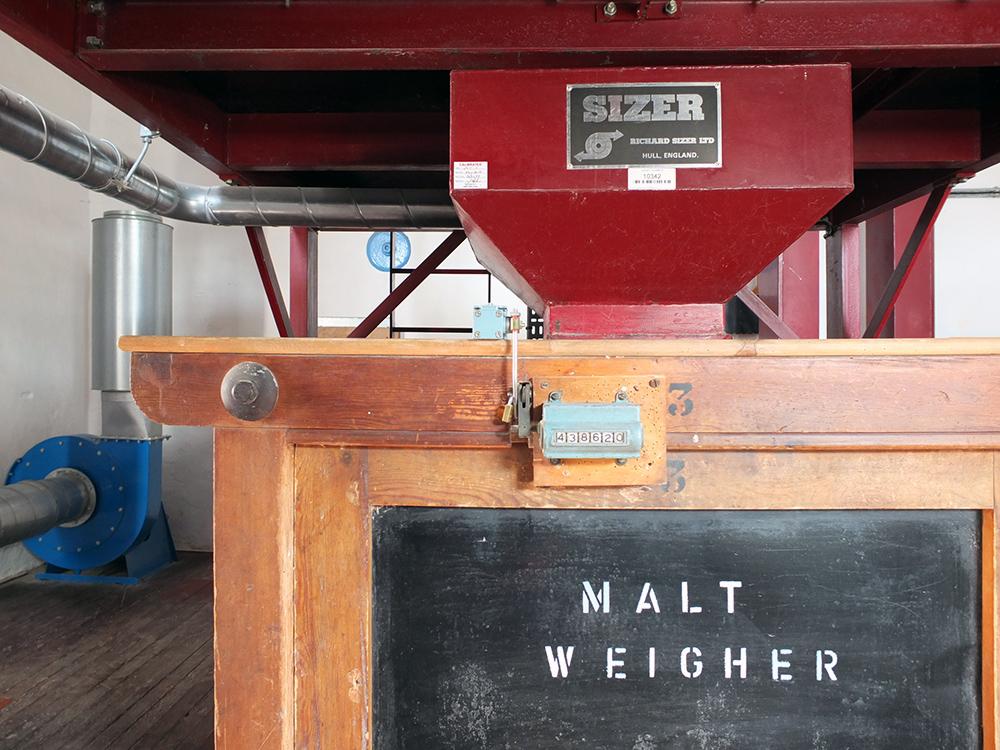Glen Garioch milling