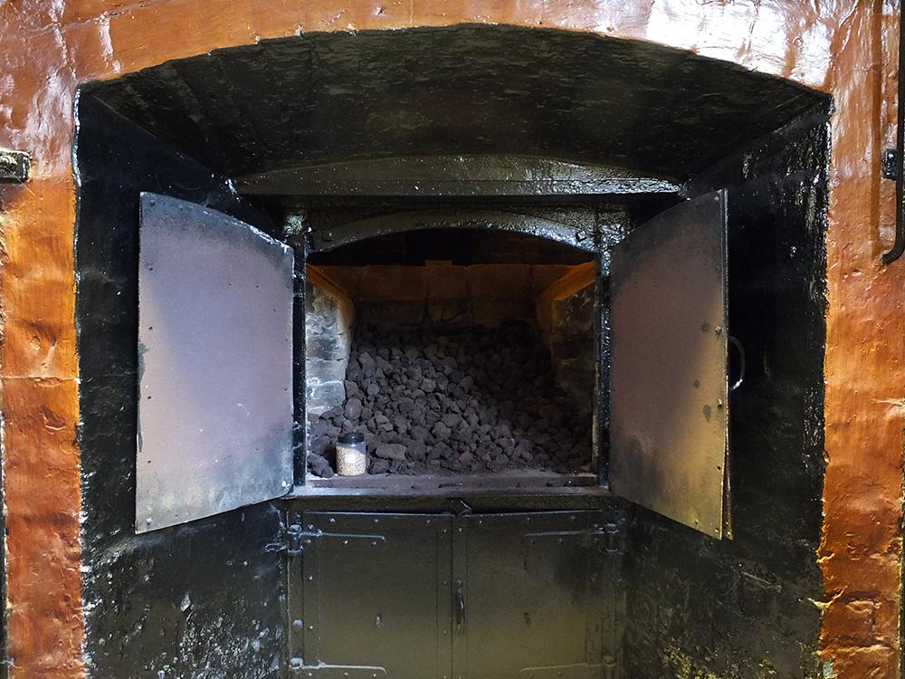 Glen Garioch peat kiln