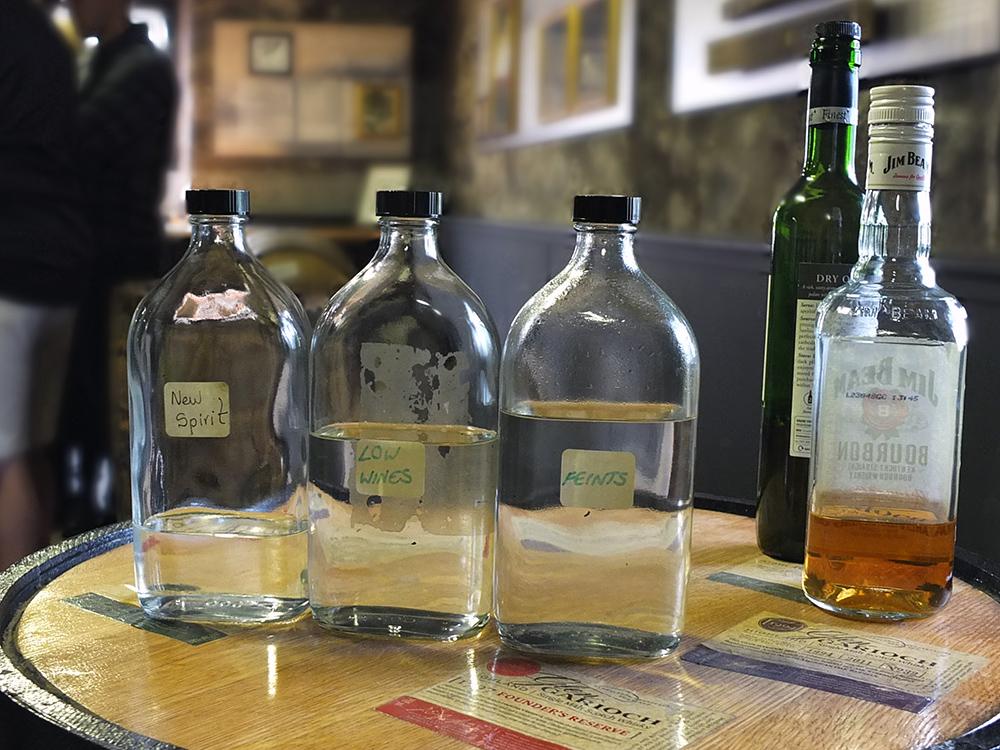 Glen Garioch whisky tour