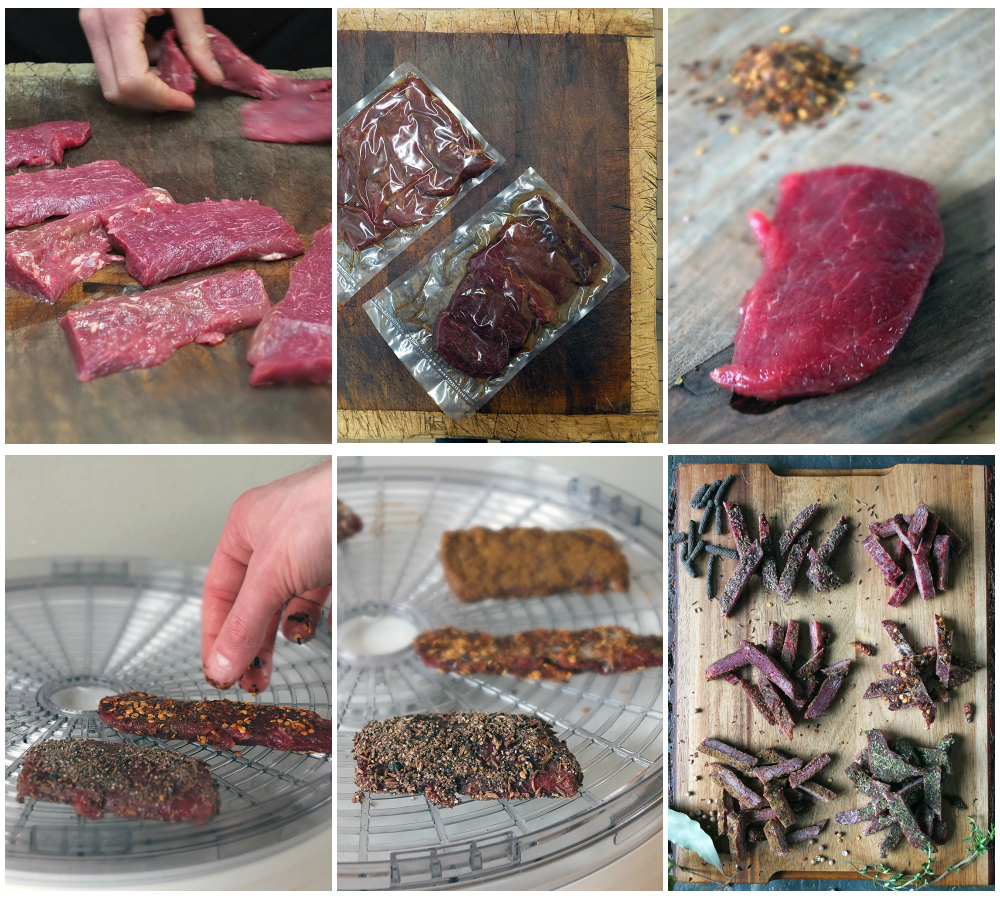 How to make jerky step by step instructions
