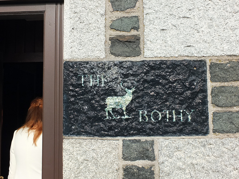 The Bothy at Glen Gairoch