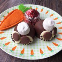 Tunnock's Teacake Easter Bunny Bums