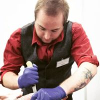 Chris Wright - Butcher (@reelmaetshetland)