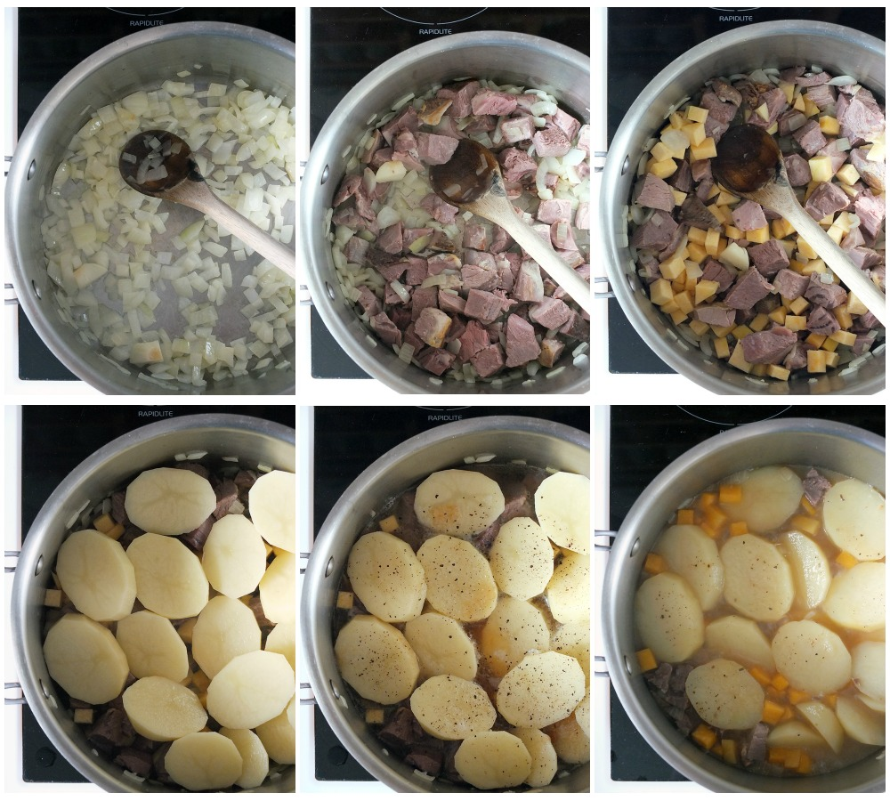 How to make Scottish Stovies