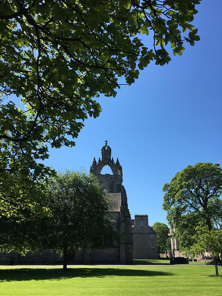 Kings College Aberdeen image